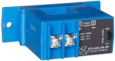 NK Technologies AT Series AC Current Transducer, Split-core, SP Case Style