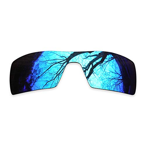 ToughAsNails Polarized Lens Replacement for Oakley Oil Rig Sunglass - More ()