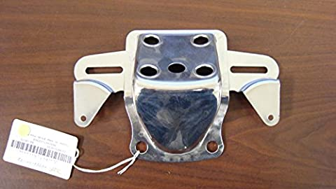 Yamaha License Plate Bracket for SR500 / XS650 / XS750 Part # 2J2-84751-00-93