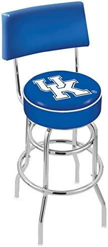 "NCAA Kentucky Wildcats ""UK"" Logo 30″ Bar Stool"