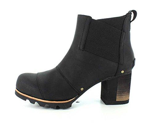 Black Sorel Chelsea Women's Kettle Addington 8 Boot wx8zIRx
