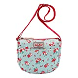 Cath Kidston Small Kids Handbag in Blue and Red Pansies Design