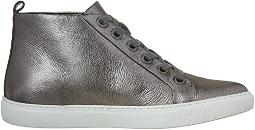 Kenneth Kaleb 029 Hautes Sneakers Cole Anthracite Femme Gris SBw8f1qSn