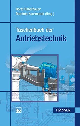 Taschenbuch der Antriebstechnik