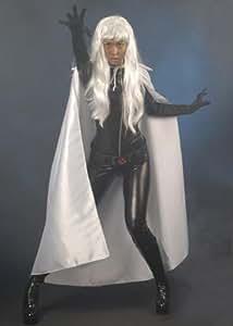 Ladies X Men Style Storm Fancy Dress Costume (struts-9780) - Women: 10-12 (disfraz)