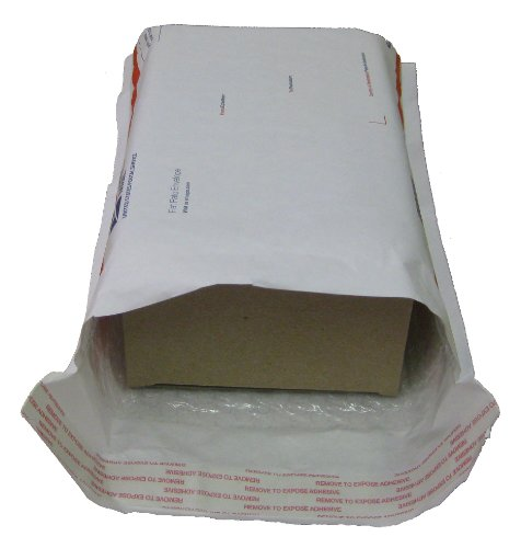 Wholesale 10 Scotty Stuffers - 9x5.5x3.5 Reverse Tuck Cartons for Flat Rate Priority Padded Mailers by Bubblefast free shipping