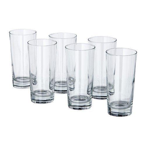 Glasses 921 (IKEA Beer Glass / 6 pack. 200.921.07 (6))