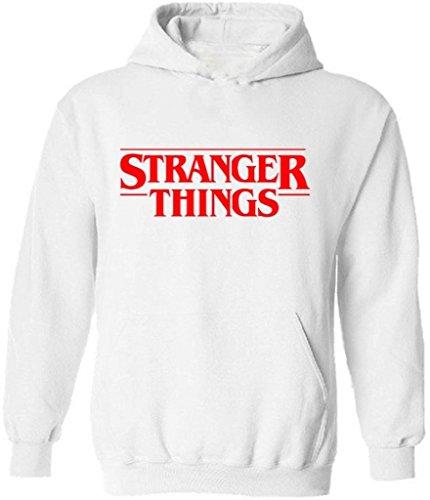 icustomworld Stranger Things Hoodie Netflix Series Hooded Sweatshirt