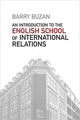 Amazon com: An Introduction to the English School of International