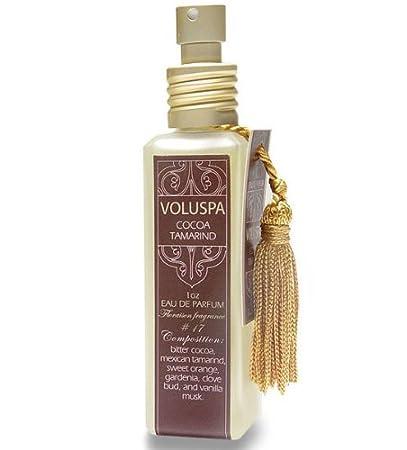 Amazon.com: Voluspa Floraison Cacao Tamarindo Perfume ...