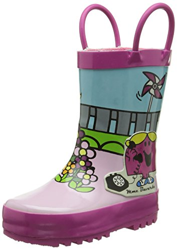 BE ONLY Mme Bavarde - Zapatos de primeros pasos Bebé-Niños Multicolor - Multicolore (Multico)