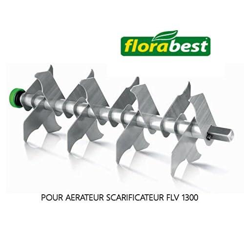 ROULEAU SCARIFICATEUR FLORABEST SERIE FLV 1300