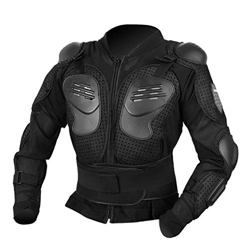 Yolu Motorcycle Protective Jacket,Sport Motocross MTB Racing Full Body Armor Protector - Men Jackets Bike Street