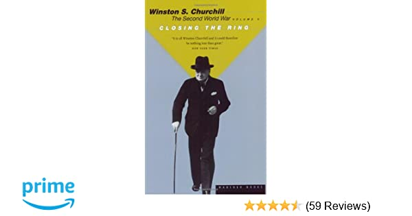 Closing the ring the second world war winston s churchill john closing the ring the second world war winston s churchill john keegan 9780395410592 amazon books fandeluxe Gallery