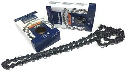 "Details about  /NEW Oregon 95txl chain Husqvarna/' X Cut 18/"" Chainsaw Chain .325 .50 SP33G H30"