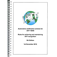 IATF 16949 Rules 5 for Certification Scheme