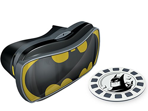 View-Master Batman: The Animated Series Virtual Reality Pack (Master Series Master Batman)
