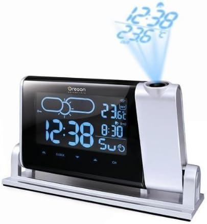 Oregon Scientifi BAR339Pc - Reloj proyector con previsión ...