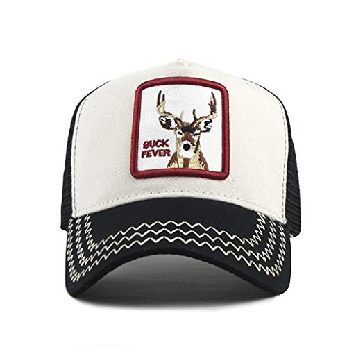 zarupeng✦‿✦ Gorras de béisbol bordadas de alta calidad del hip hop del algodón al aire libre unisex ajustables: Amazon.es: Hogar