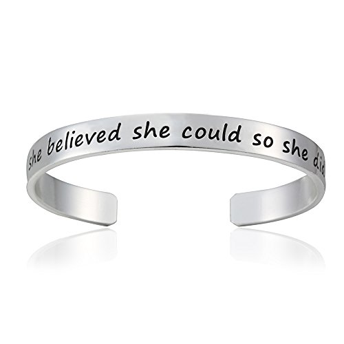 Bangle Bracelets Valentine Girlfriend Believed product image