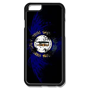 IPhone 6 Cases Flag USA Kentucky State Wings Design Hard Back Cover Proctector Desgined By RRG2G