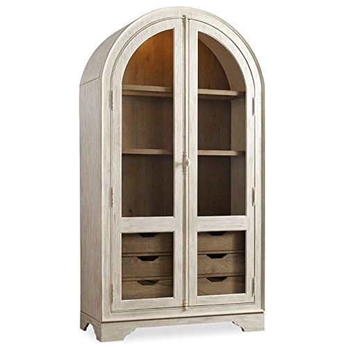 - Hooker Furniture Sunset Point Display Cabinet