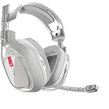 ASTRO Gaming A40 TR  Gaming Headset - White - Xbox One, PS4, PC - White Edition
