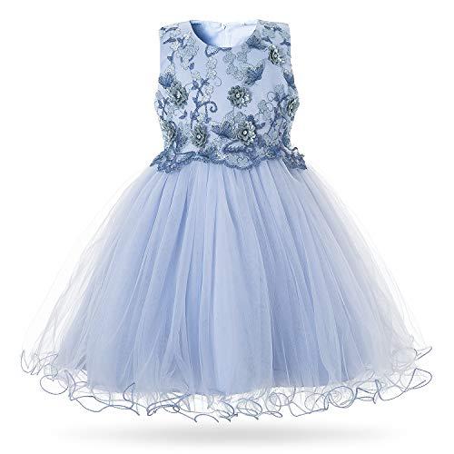 Fancy Frock For Baby - CIELARKO Girls Dress Kids Flower Party