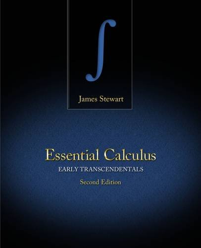 Essential Calculus:Early Transcend.