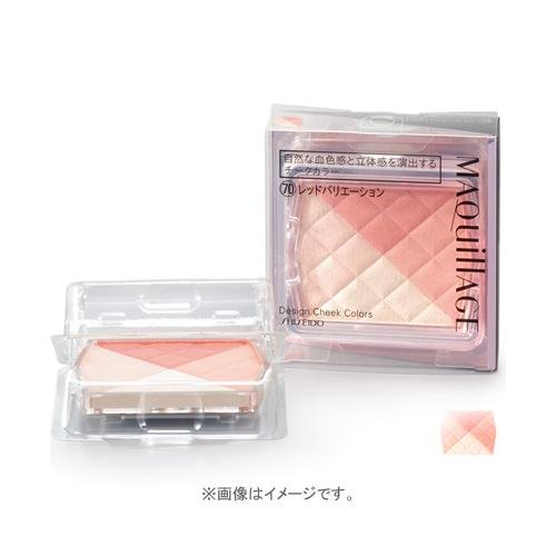 Shiseido Maquillage Design Cheek Colors Blush Refill - #70 7g