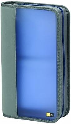 Case Logic BC-W48 - Estuche para Almacenamiento de CD/DVD, Color Azul y Gris: Amazon.es: Informática