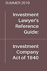 Image of the product Investment Company Act of that is listed on the catalogue brand of .