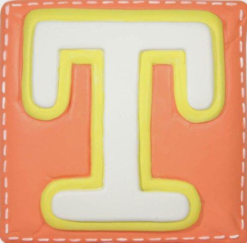 Wallables Wall Decor (Wallables 3D Wall Decor Talking Alphabet Decals, Letter T)