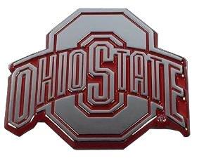 ohio state metal emblem - 8
