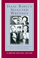Isaac Babel's Selected Writings (Norton Critical Editions) Paperback