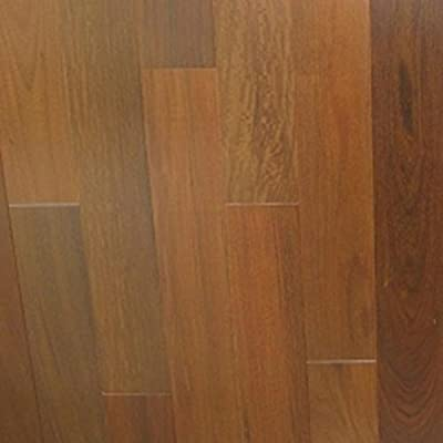 """Brazilian Walnut Prefinished Solid Wood Flooring 5"""" x 3/4"""" Samples at Discount Prices by Hurst Hardwoods"""