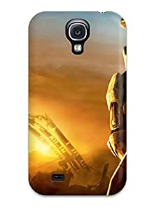 Premium Protection Halo 3 Hd Case Cover For Galaxy S4- Retail Packaging