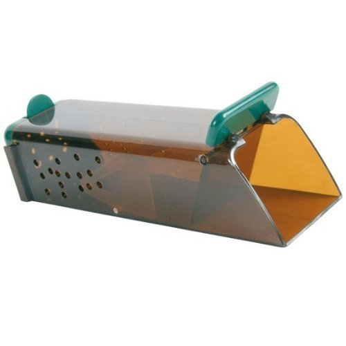 Emcke Heimtierbedarf 67631 Trampa para ratas vivas Trampa para Ratones con Orificios de aire ratones empieza a vivir