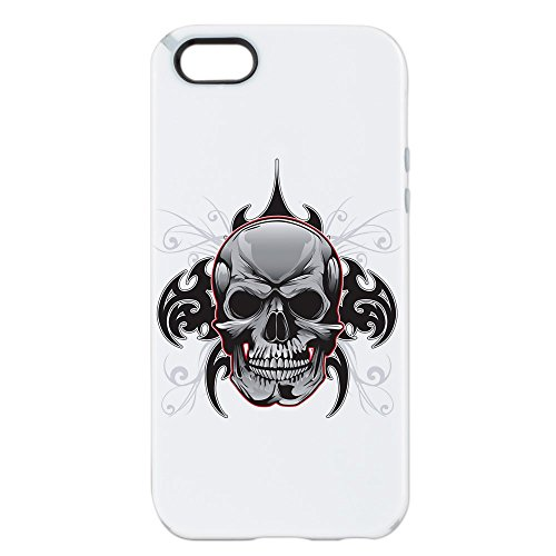 iPhone 5 or 5S Tough Candy Case Tribal Skull - Candy Apple Costumes Phone Number