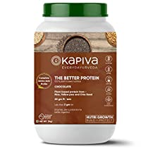 Kapiva The Better Protein Nutrition Powder Chocolate 1 KG