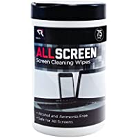 Read Right Screen Cleaning Wipes, 75 Wipes per Pop-Up Tub (RR15045)