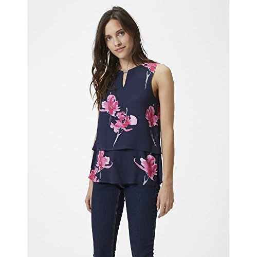 Joules - Camiseta sin mangas - para mujer French Navy Orchid