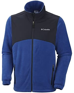 Men's Steens Mountain Tech Full Zip Fleece Jacket
