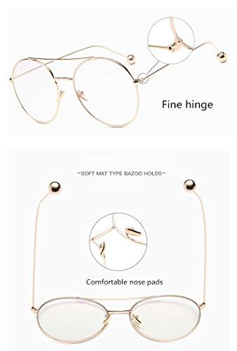 De Lunette Sunglasses Dauco Women Fashion Twin Femme Soleil Metallique beams Mode Verres Type3 Polarisé S45HqR4