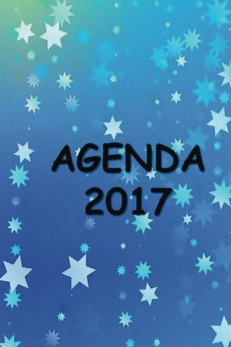 Agenda Autor 2017: Azul (Spanish Edition): CH Designer ...