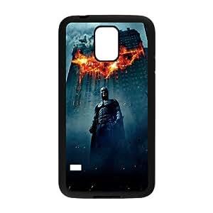 Batman YT0063487 Phone Back Case Customized Art Print Design Hard Shell Protection SamSung Galaxy S5 G9006V