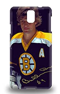 Galaxy Note 3 Hard 3D PC Case With Awesome Look NHL Boston Bruins Bobby Orr #4 ( Custom Picture iPhone 6, iPhone 6 PLUS, iPhone 5, iPhone 5S, iPhone 5C, iPhone 4, iPhone 4S,Galaxy S6,Galaxy S5,Galaxy S4,Galaxy S3,Note 3,iPad Mini-Mini 2,iPad Air )
