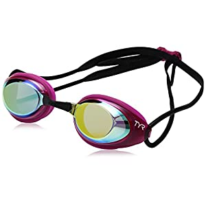 TYR Blackhawk Racing Femme Mirrored Googles