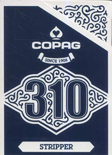 (Copag 104103324St 310 Stripper Trick Deck Paper)