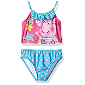 Peppa Pig Girls Swimwear Swimsuit (Toddler/Little Kid)